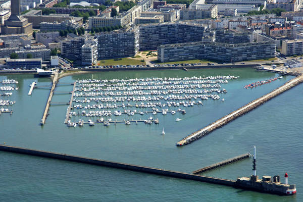 Le Havre Basin Handle of Joinville Marina