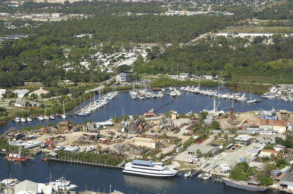 Anclote Isles Marina