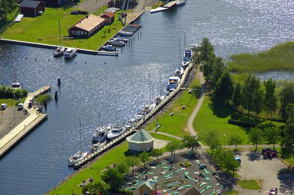 Karlsborg Kanalbolagets Marina