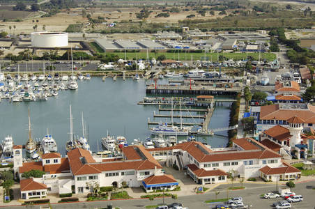 Ventura Harbor Boatyard