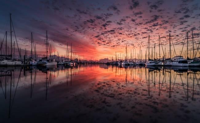 California Yacht Marina Chula Vista