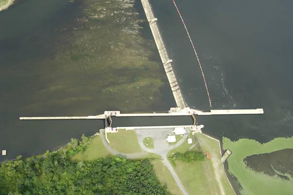 Champlain Canal Lock 3