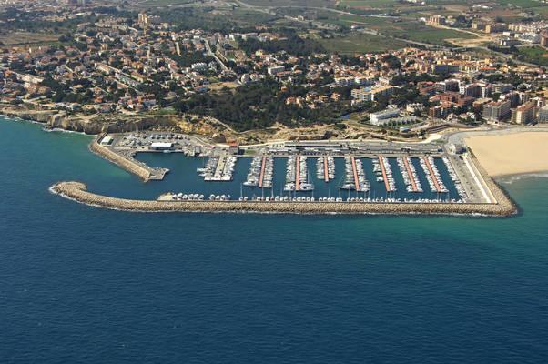 Port Torredembarra Marina