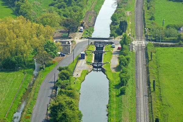 Royal Canal Lock 17