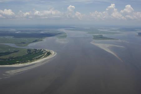 Ossabaw Sound Inlet