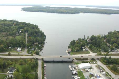 Rosedale West Inlet