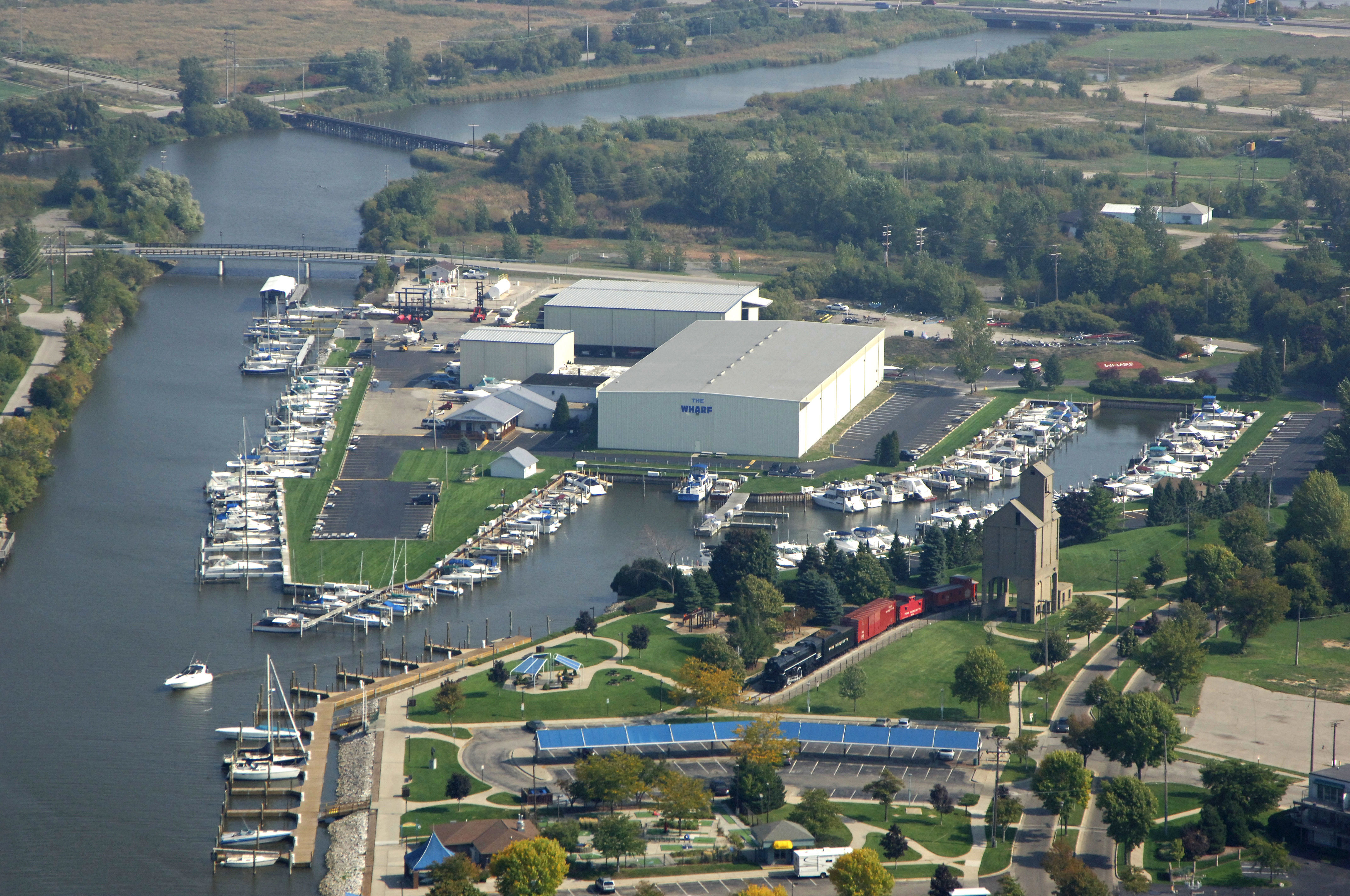 Grand Haven Municipal Marina in Grand Haven, MI, United