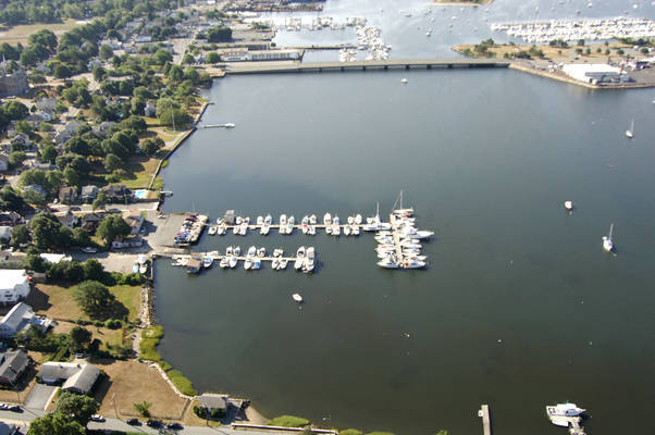 Marina at Slocum Cove