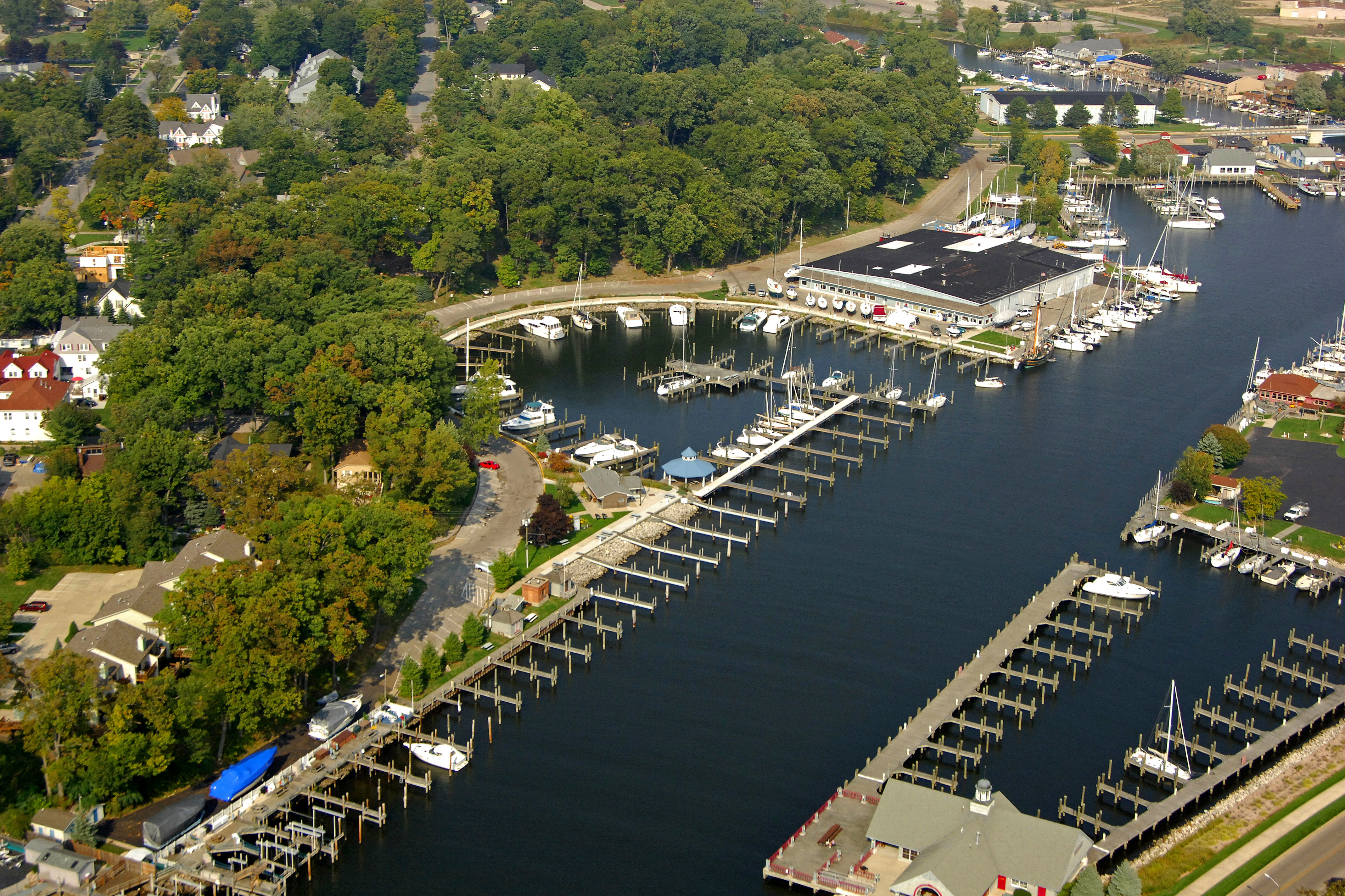 South Haven Municipal Marina #2 in South Haven, MI, United States