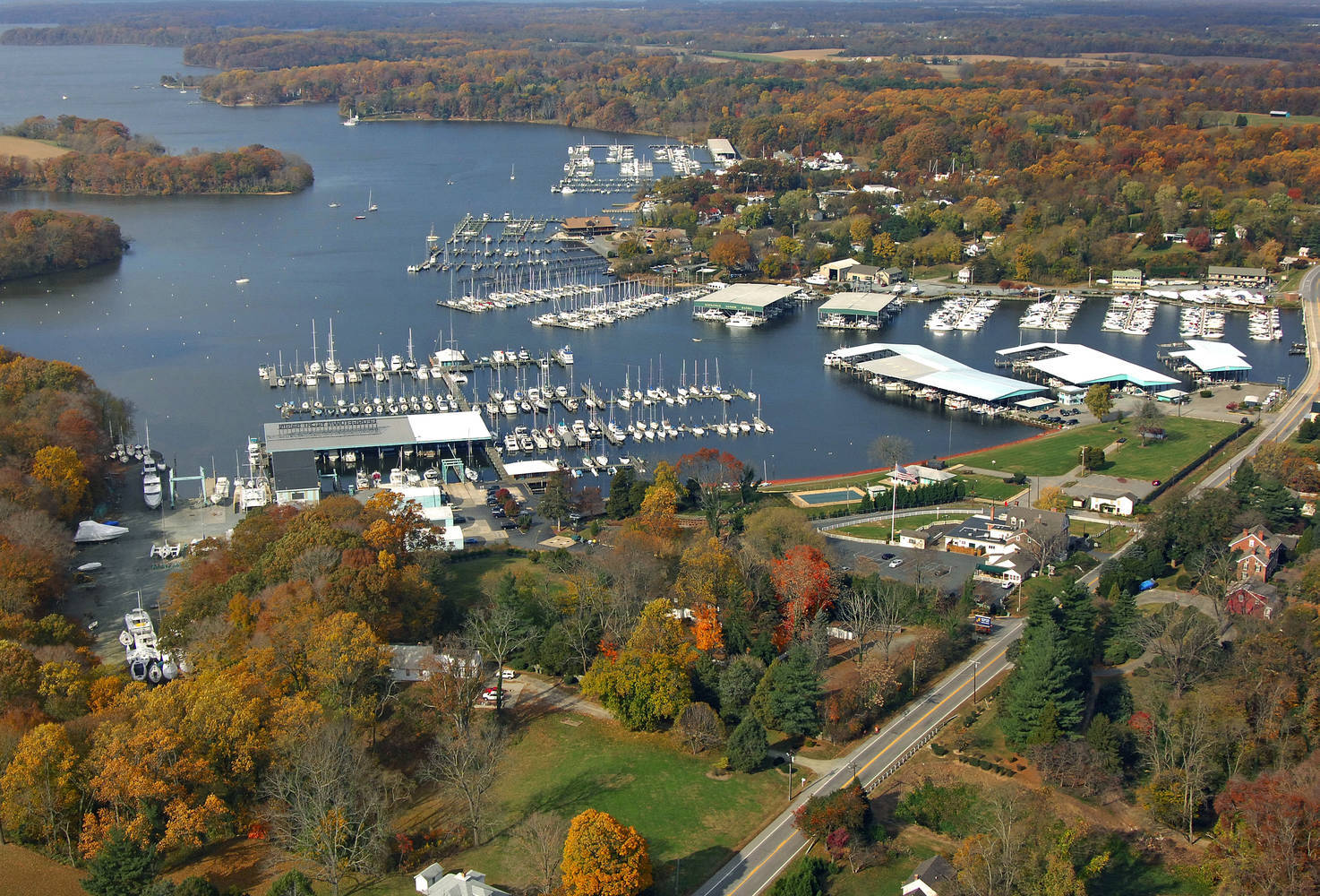 Georgetown Yacht Basin Slip Dock Mooring Reservations