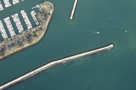 Dana Point Harbor Inlet