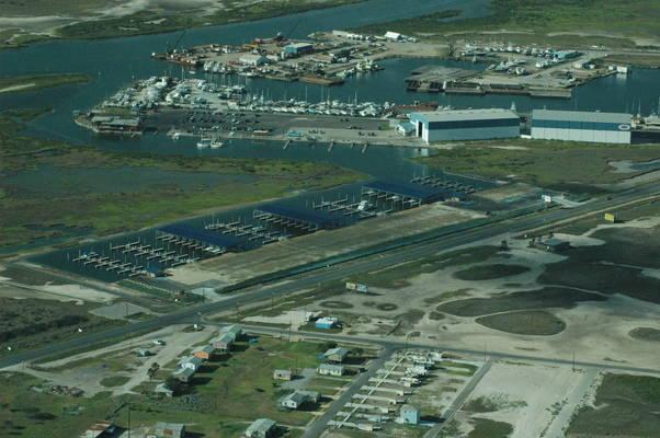 Cove Harbor Marina & Drystack