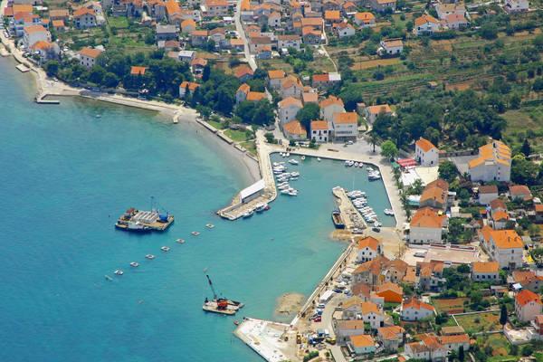 Preko Harbour