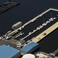Baltimore Marine Center Pier 7 Boatel & Yard