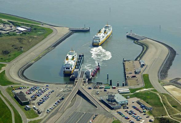 't Horntje Ferry