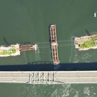Sakonnet River Channel RailRoad Bridge