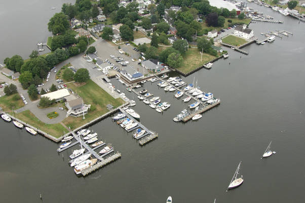 Essex Corinthian Yacht Club
