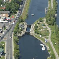 Chambly Canal Lock 9
