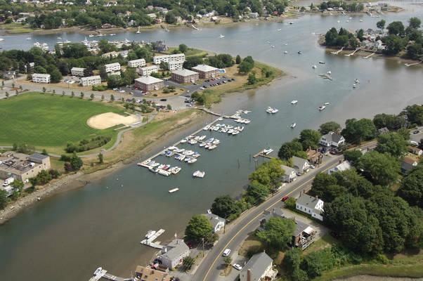 Crane River Marina