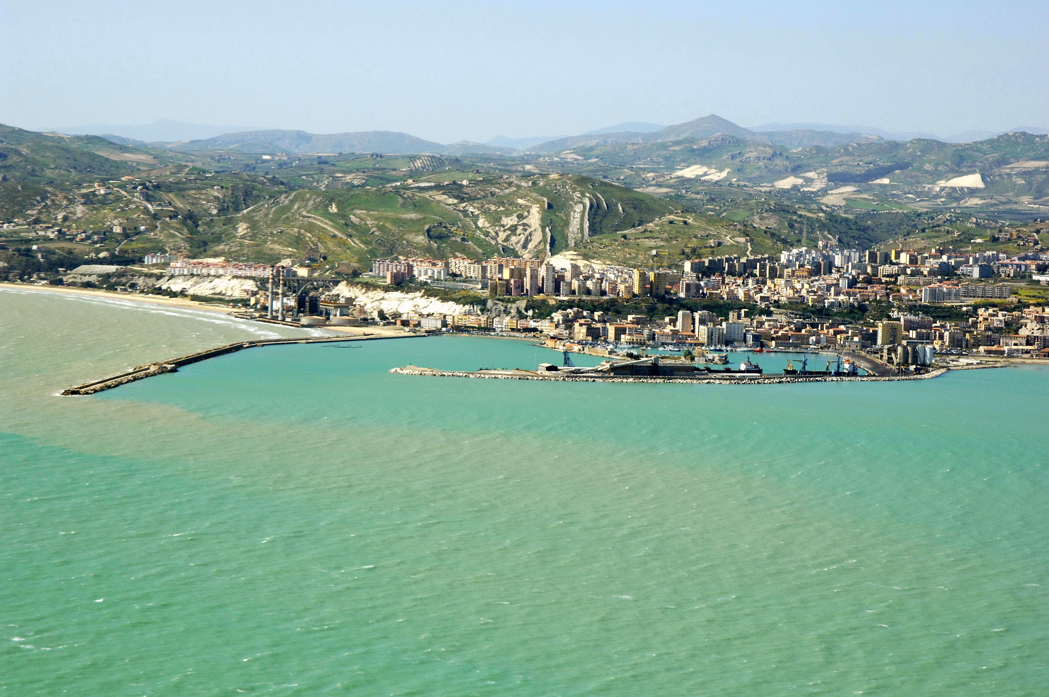 Porto Empedocle Marina in Porto Empedocle, Sicily, Italy - Marina Reviews -  Phone Number - Marinas.com