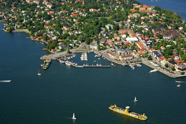 Vaxholm Marina