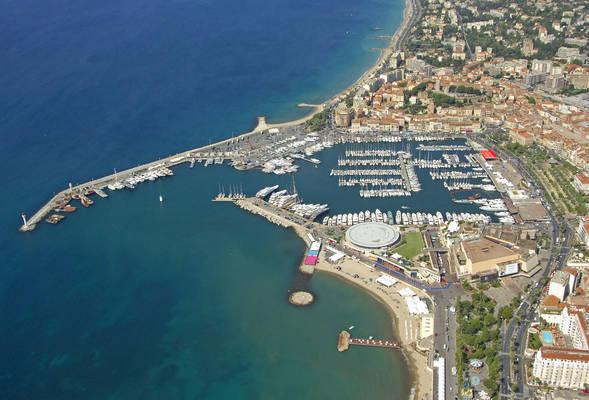 Le Vieux - Port De Cannes Marina