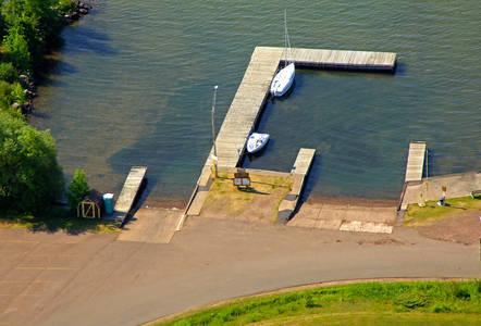 Wikdal Memorial Boat Landing