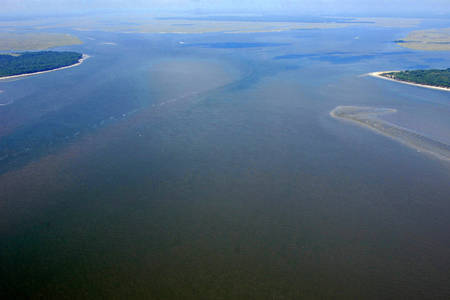 St. Catherines Sound Inlet