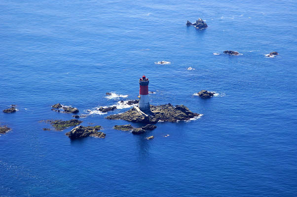 Pierres Noires Lighthouse