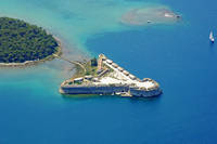 Fort Sveti Nikola Landmark