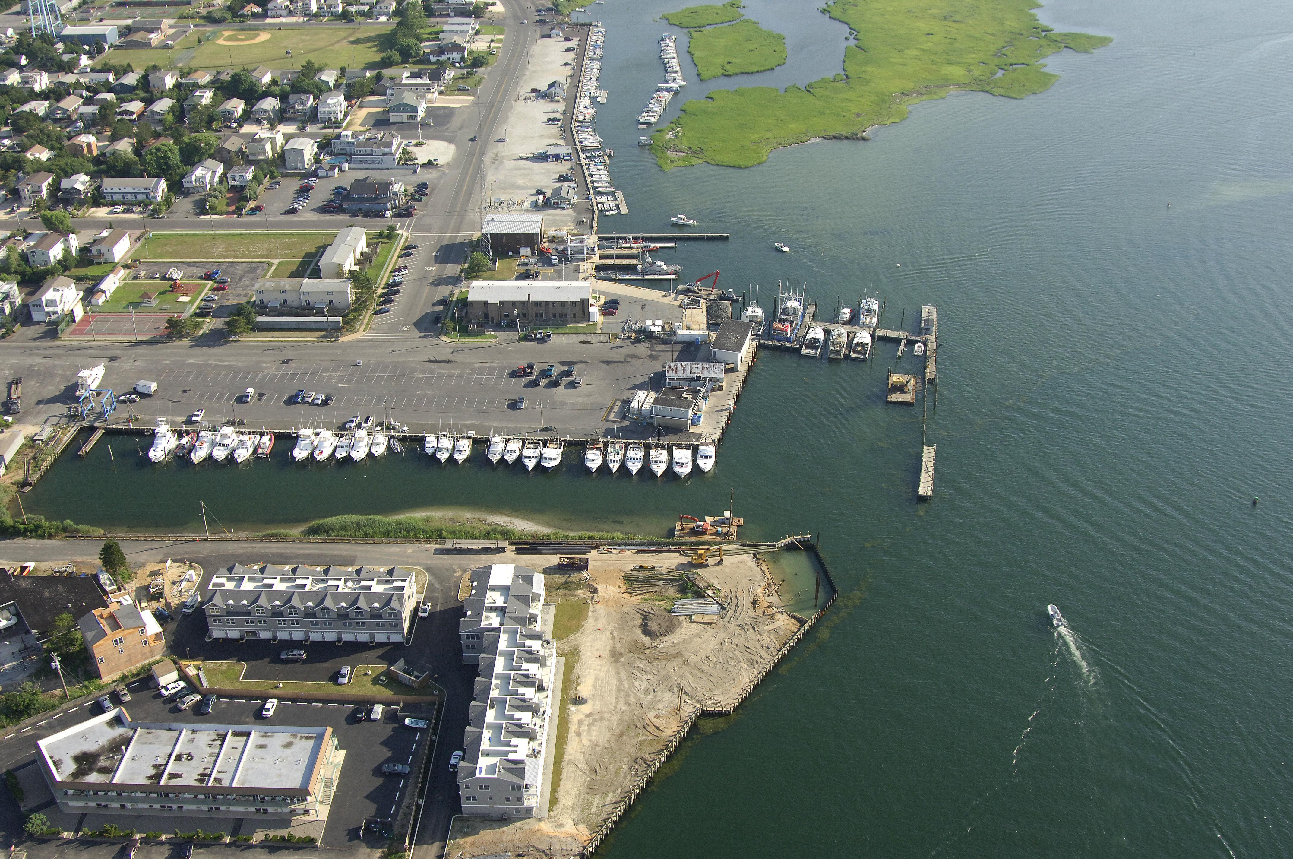 Lighthouse Marina in Barnegat Light NJ United States Marina