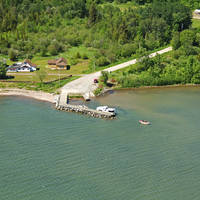Goulais Mission Harbour Docks