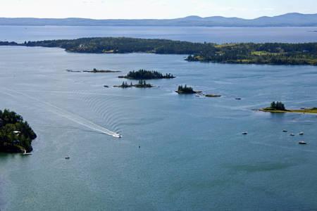 Fox Island Thorofare Inlet West