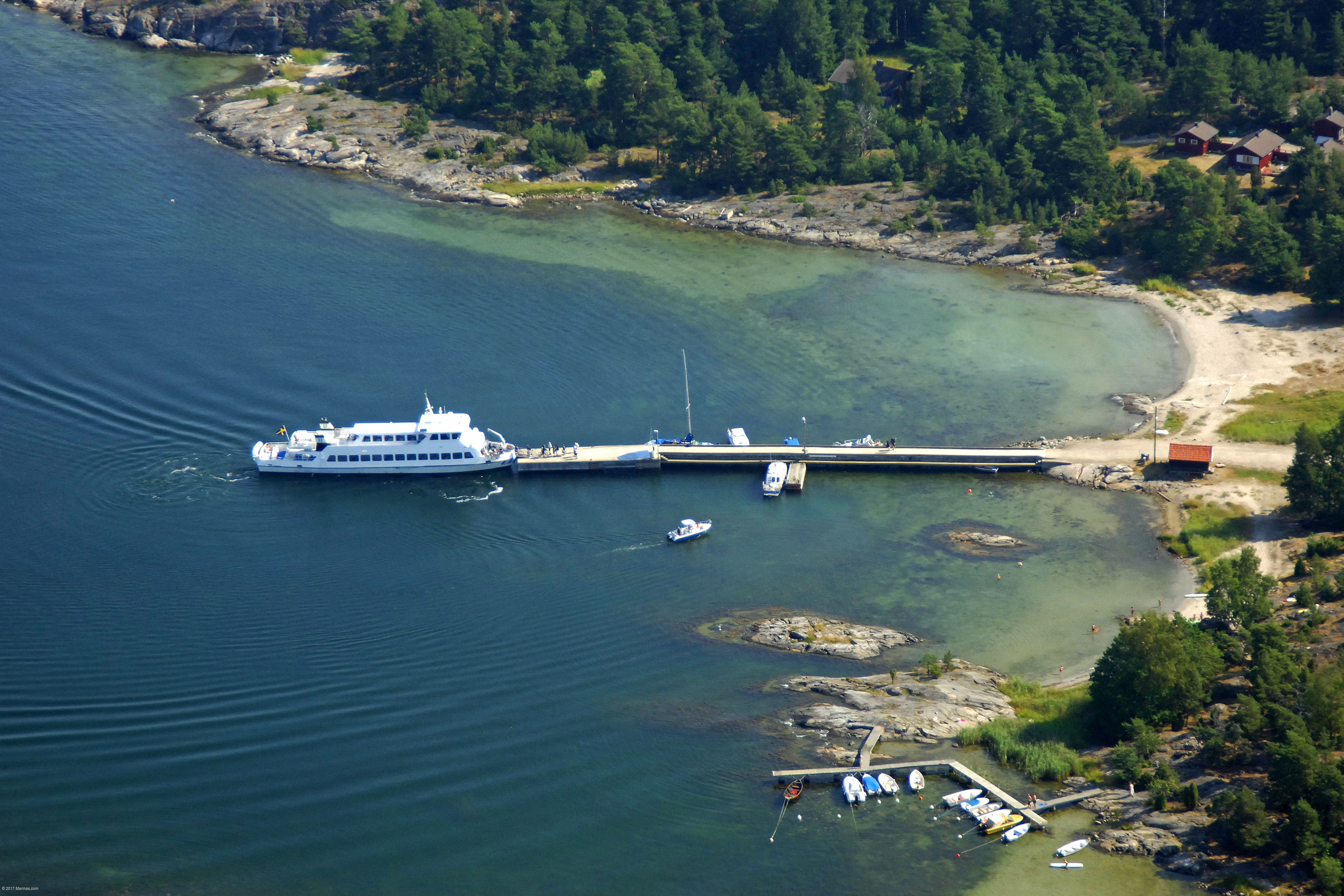 Naattaro Ferry In Uto Sweden Ferry Reviews Phone Number - Uto sweden map