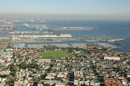 San Pedro Harbor