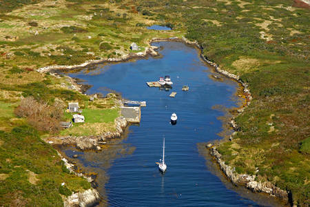 Damariscove Island Moorings