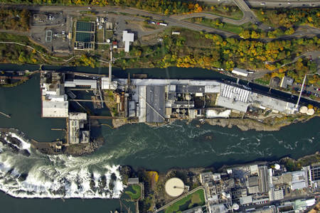 Willamette Falls Locks
