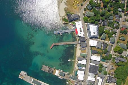 Mackinac Island Sheplers Ferry