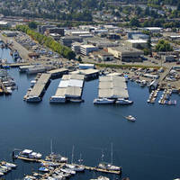 Salmon Bay Marina