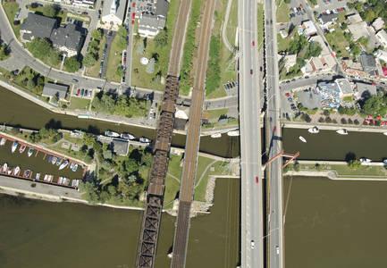 Canal St. Anne Lock