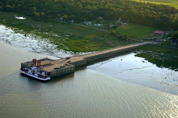 L'Isle Aux Grues Public Harbour
