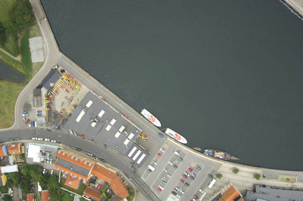 Batterivej Road Marina
