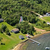 Great Bras D'Or Range Rear Lighthouse