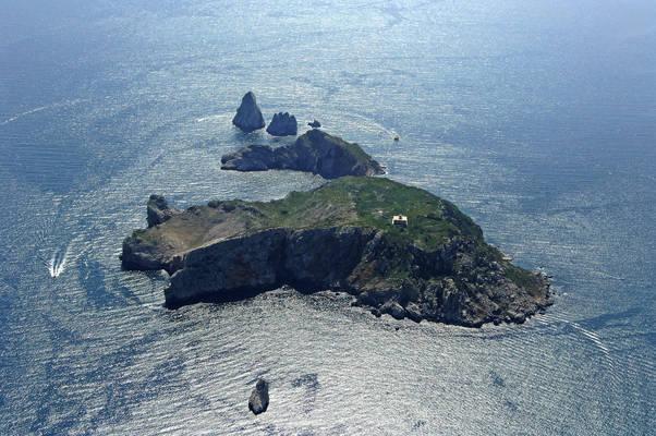 Isla Meda Gran Light