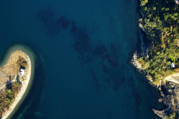 Sooke Harbour Inlet