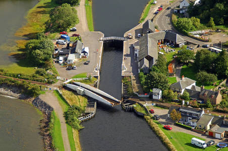 Clachnaharry Lock