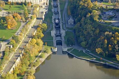 Rideau Canal Lock 3
