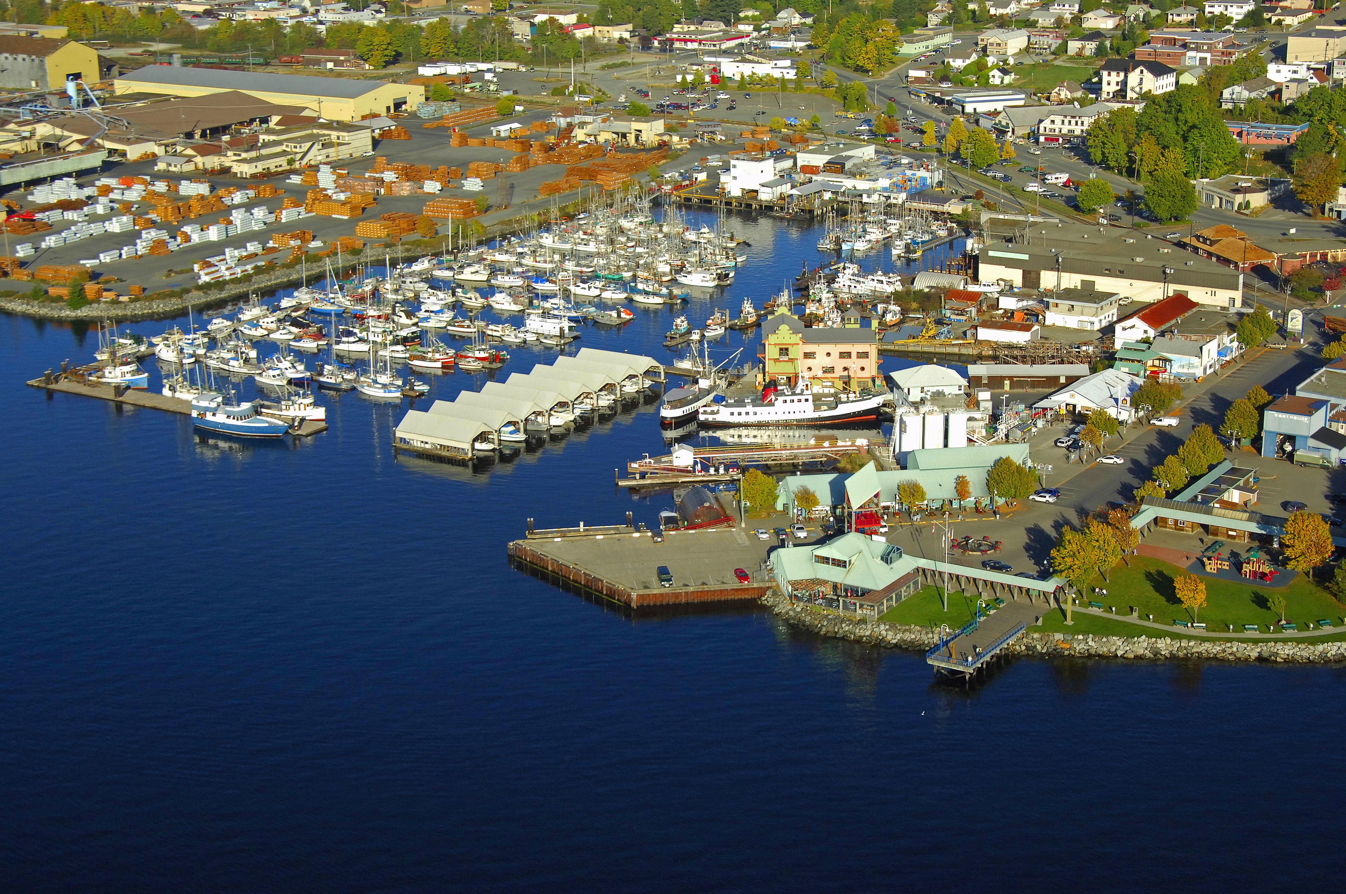 Barkley Sound Resort Alberni Top Marina In Port Aberni Bc