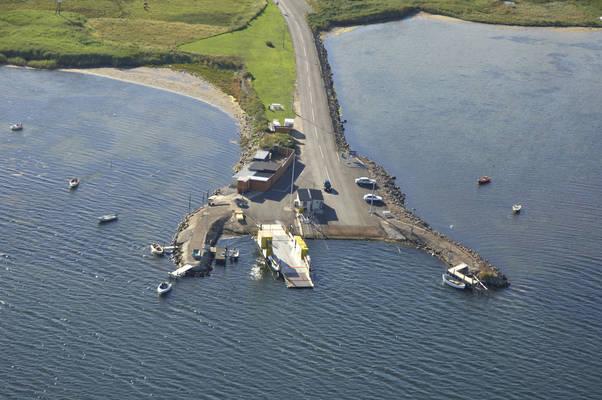 Orø-Hammer Bakke Ferry
