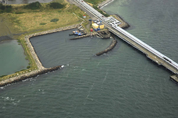 Stigsnæs Old Oil Refinery Inner Dock